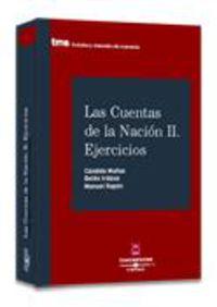 CUENTAS DE LA NACION, LAS II - EJERCICIOS