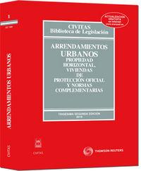(32ª ED) ARRENDAMIENTOS URBANOS, PROPIEDAD HORIZONTAL