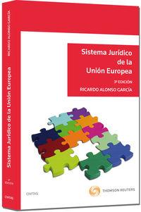 (3ª ED) SISTEMA JURIDICO DE LA UNION EUROPEA
