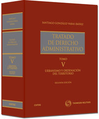 (2ª Ed) Tratado De Derecho Administrativo - Tomo V - Santiago Gonzalez-Varas