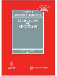 (18ª ED) LEGISLACION DE SEGUROS