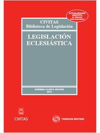 (24ª ED) LEGISLACION ECLESIASTICA