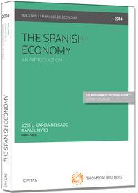 Spanish Economics (duo) - C. Fernandez Otheo (coord. ) / Juan Carlos Jimenez (coord. )