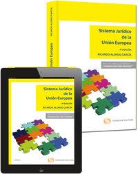 (4 ED) SISTEMA JURIDICO DE LA UNION EUROPEA (DUO)