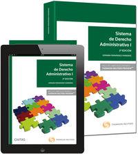 (2ª Ed)  Sistema De Derecho Administrativo I (+proview) - German Fernandez Farreres