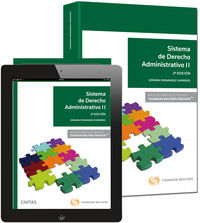 (2ª Ed)  Sistema De Derecho Administrativo Ii (+proview) - German Fernandez Farreres
