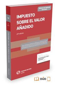 (20 Ed) Impuesto Sobre El Valor Añadido (duo) - Aa. Vv.
