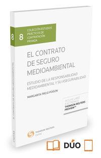 CONTRATO DE SEGURO MEDIOAMBIENTAL, EL (DUO)