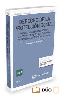 (2 Ed)  Derecho De La Proteccion Social (+proview) - Belen Alonso-olea Garcia