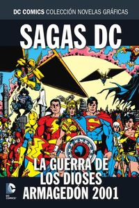 SAGAS DC - LA GUERRA DE LOS DIOSES ARMAGEDON 2001