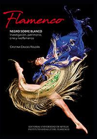 Flamenco - Negro Sobre Blanco - Cristina Cruces Roldan