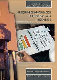 PRINCIPIOS DE ORGANIZACION DE EMPRESAS PARA INGENIEROS