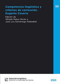 COMPETENCIA LINGUISTICA Y CRITERIOS DE CORRECCION