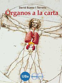 organos a la carta - David Bueno Torrens