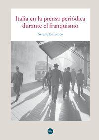ITALIA EN LA PRENSA PERIODICA DURANTE EL FRANQUISMO