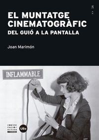 MUNTATGE CINEMATOGRAFIC, EL