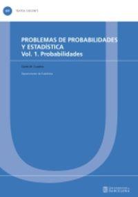 PROBLEMAS DE PROBABILIDADES Y ESTADISTICA I