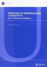 PROBLEMAS DE PROBABILIDADES Y ESTADISTICA II