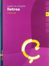 EP 2 - QUAD CALLIGRAFIA LLETRES 3