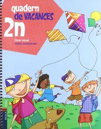 EP 2 - QUADERN DE VACANCES - SOLUCIONARI