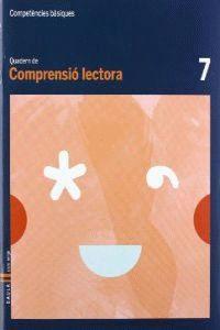 Ep 3 - Comprensio Lectora Quad 7 - Competencies Basiques - Aa. Vv.