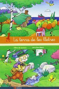 EI - LLIBRE LECTURA - LA LECTURA DE LES LLETRES 1