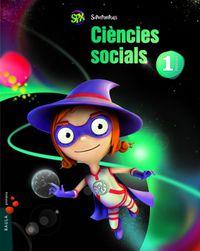 CIENCIES SOCIALS 1 EP -SUPERPIXEPOLIS
