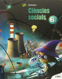 EP 6 - CIENCIES SOCIALS (CAT) - SUPERPIXEPOLIS