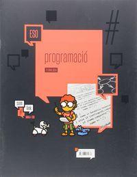 ESO - TECNOLOGIA 8 (CAT) - PROGRAMACIO - #SOMLINK