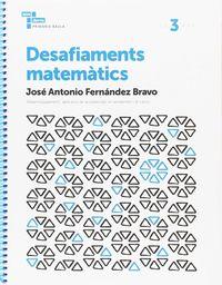 DESAFIAMENTS MATEMATICS 3