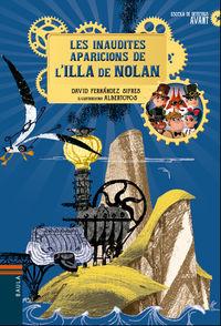 Inaudites Aparicions De L'illa De Nolan - David Fernandez Sifres / Albertoyos (il. )