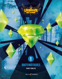 EP 1 - MATEMATIQUES (CAT) - LA LLEGENDA DEL LLEGAT