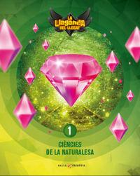 EP 1 - CIENCIES NATURALESA (CAT) - LA LLEGENDA DEL LLEGAT