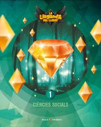 Ep 1 - Ciencies Socials (cat) - La Llegenda Del Llegat - Aa. Vv.