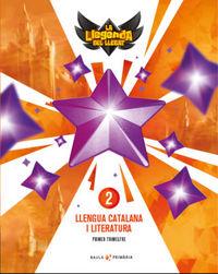 EP 2 - LLENGUA CATALANA (CAT) - LA LLEGENDA DEL LLEGAT