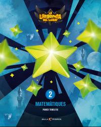 EP 2 - MATEMATIQUES (CAT) - LA LLEGENDA DEL LLEGAT