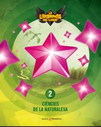 EP 2 - CIENCIES NATURALESA (CAT) - LA LLEGENDA DEL LLEGAT
