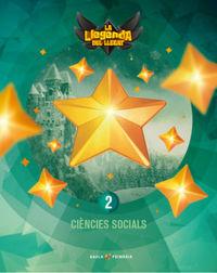 EP 2 - CIENCIES SOCIALS (CAT) - LA LLEGENDA DEL LLEGAT