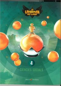 EP 4 - CIENCIES SOCIALS (CAT) - LA LLEGENDA DEL LLEGAT