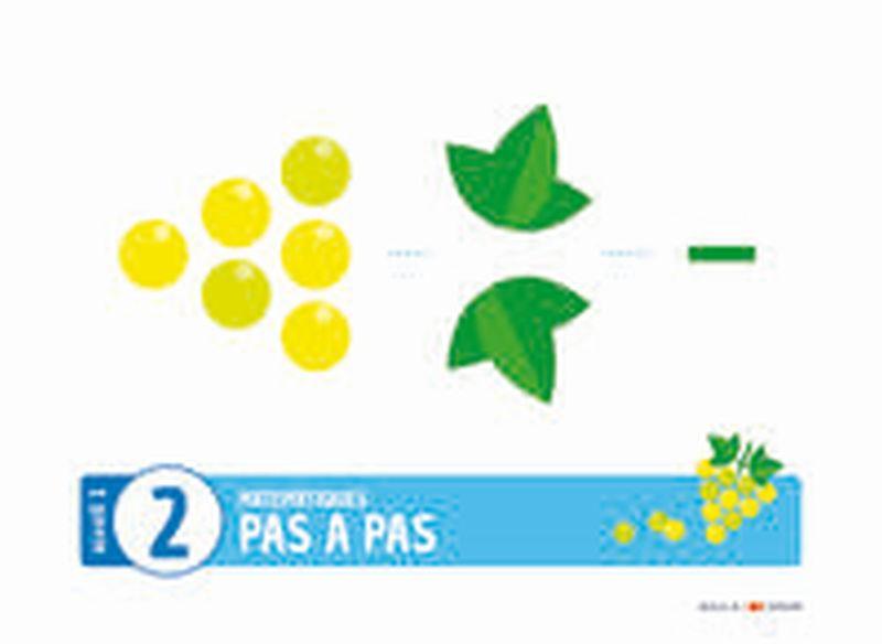 3 ANYS - PAS A PAS QUAD 2 NIVELL 1