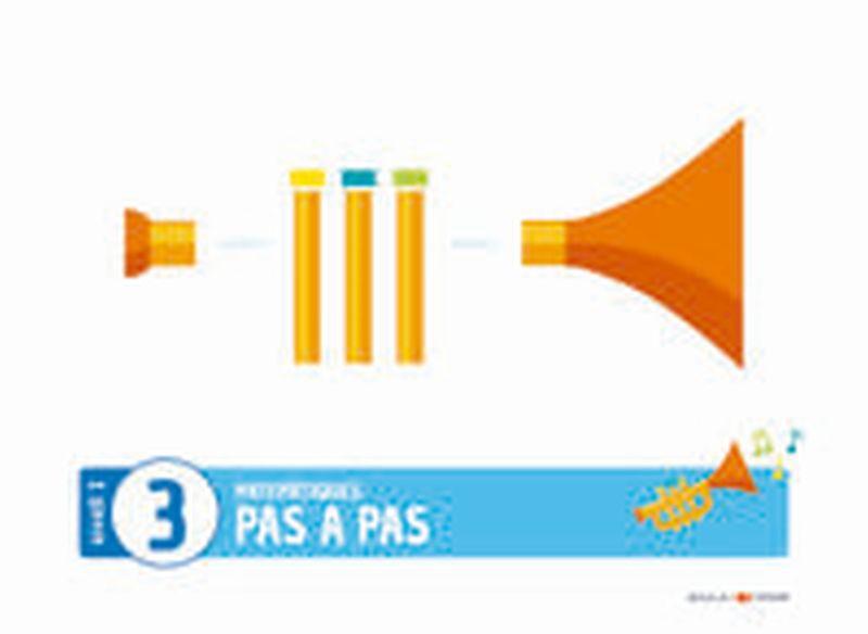 3 ANYS - PAS A PAS QUAD 3 NIVELL 1