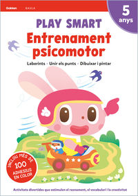 5 Anys - Entrenament Psicomotor - Play Smart Quad 1 - Aa. Vv.
