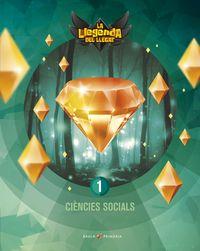 EP 1 - CIENCIES SOCIALS (CAT) (+LICENCIA DIGITAL)
