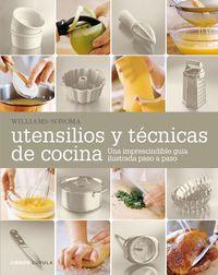 UTENSILIOS Y TECNICAS DE COCINA 2