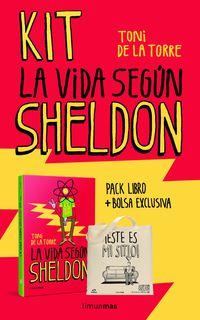 Kit La Vida Segun Sheldon - Toni De La Torre