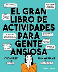 Gran Libro De Actividades Para La Gente Ansiosa - Jordan Reid