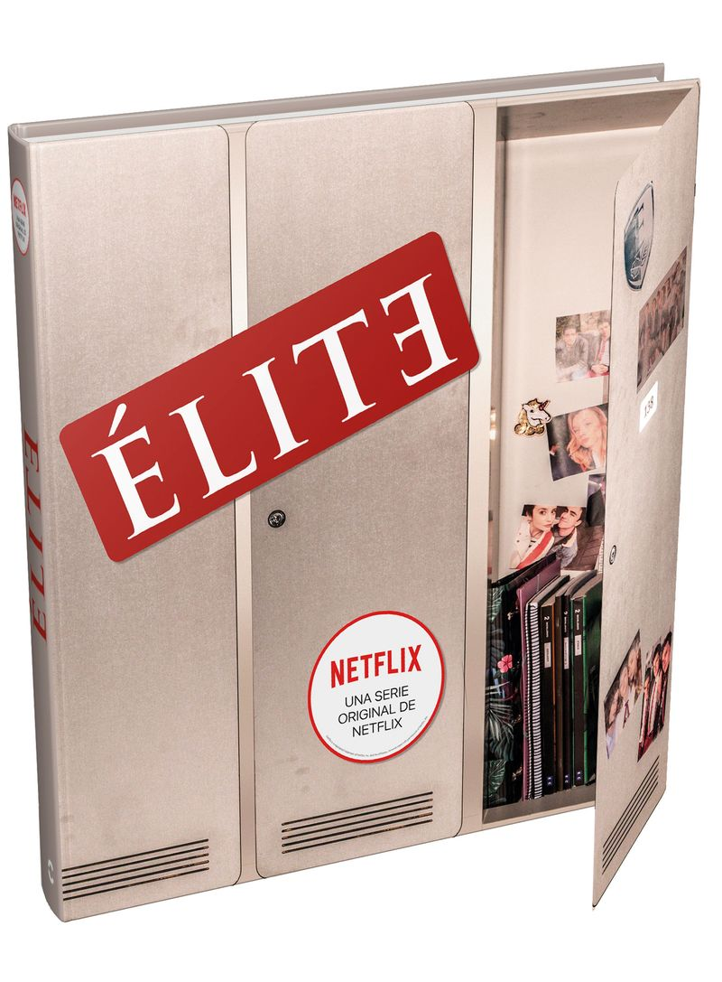 ELITE - EL FANBOOK OFICIAL