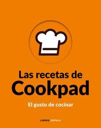 RECETAS DE COOKPAD, LAS