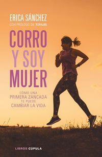 CORRO Y SOY MUJER
