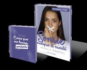 (pack) Sonrie Aunque Te Cueste (+libreta) - Angela Marmol